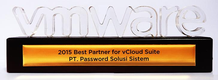 Vmware Best Partner for VCloud Suite 2015